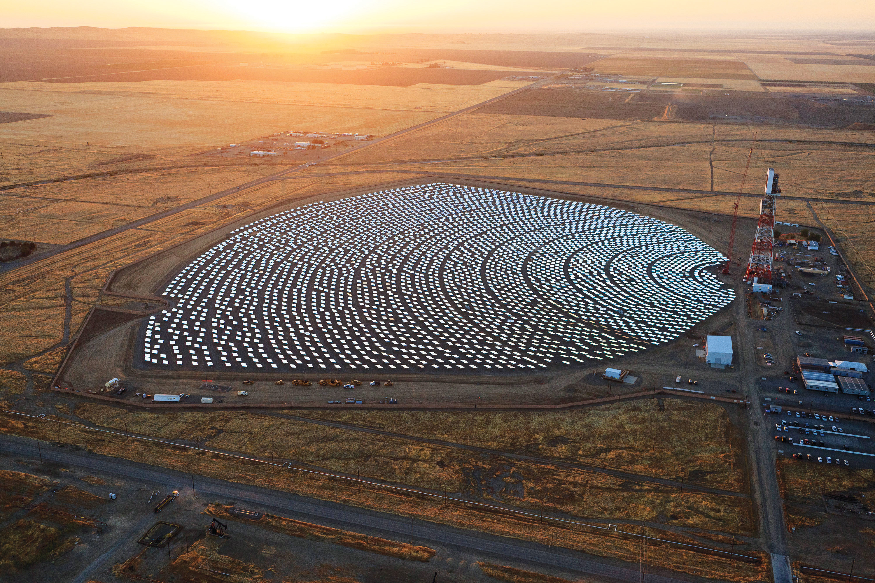 California S Largest Solar Thermal And Storage Contract