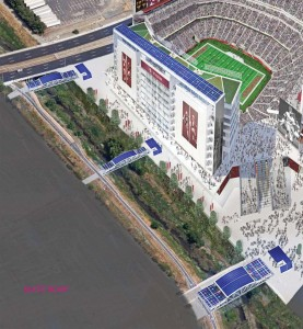 San Francisco 49ers' New Stadium to Run on Solar Power from NRG Energy