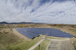 Panasonic Completes Solar Project at University of Colorado Boulder