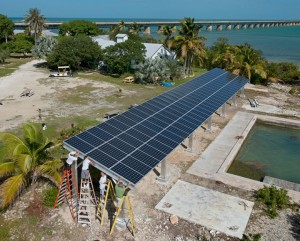 MAGE and SALT Service Install 24-kW System in Florida Keys