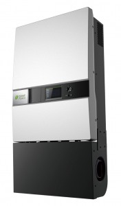 A three-phase string inverter from Chint.