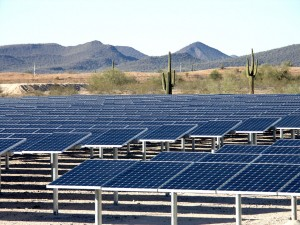 Phoenix Turns to Solar for Water Treatment Plant