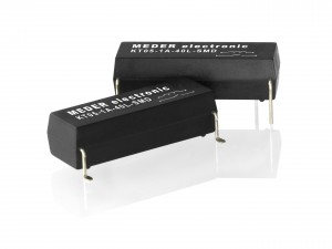 Standex Meder: KT Series of High Isolation Reed Relays