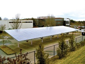 Baja Construction, DPW Solar Partner to Provide Solar Shade Structures