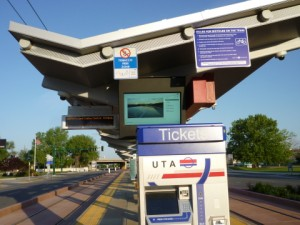 New Utah Rail Systems Have Solar-Powered Stations