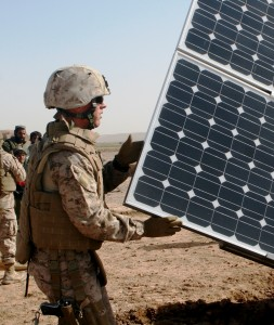 Solar Energy Reduces Military Costs, Boosts Security – Says SEIA