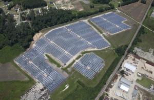 REC, Strata Solar Complete Three Solar Farms in North Carolina