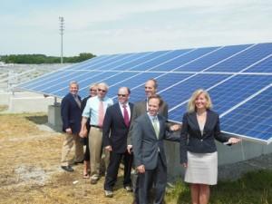 Gehrlicher Solar Breaks Ground on 3-MW Solar System on Landfill Site