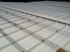 Legrand Delta Strut System Used in Charlotte Transit System Solar Project