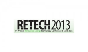 Renewable Energy Technology Conference & Exhibition Starts Sept. 9