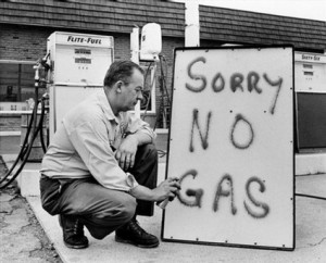 Forty Years after 1973 Arab Oil Embargo, Fossil Fuels' Dominance Weakening