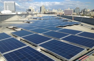 Enphase Microinverters Installed in 125-Building Distributed Solar Project