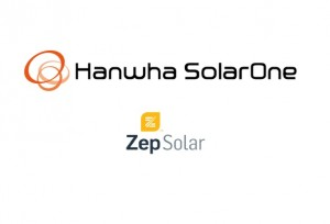 Hanwha SolarOne Introduces Zep-Compatible Solar Module