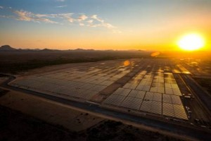 Fluor Completes 125-MW Solar PV Facility in Arizona