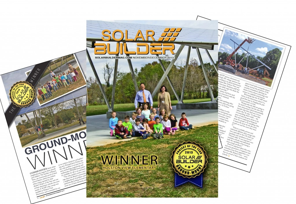 2013 Solar Builder Project of the Year Winners