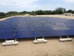Centrosolar, Johnson Melloh Complete 61-kW Install at Fronius Headquarters