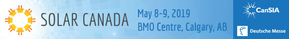 Solar Canada   May 8-9, 2019   Calgary, AB