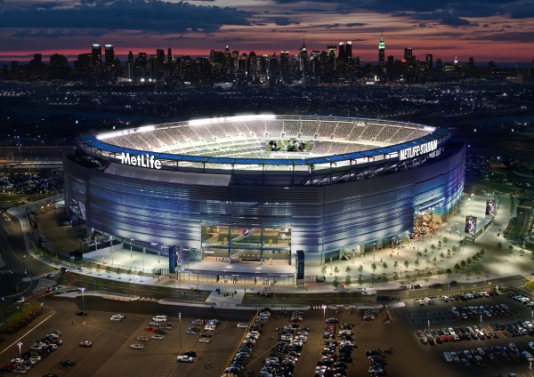 Madison Square Garden: NRG Energy To Install Solar At MetLife Stadium