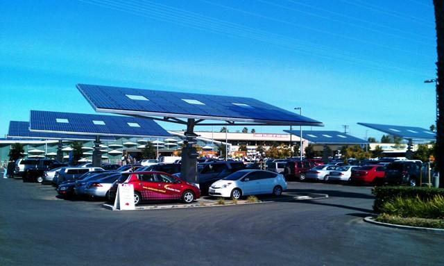 Kyocera Panels Used At Sdg Amp E S Energy Innovation Center