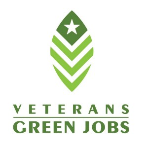 Veterans Green Jobs Logo