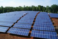 Talesun and Origis Complete 1-MW Solar Project