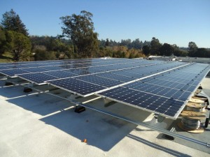CHEVRON ENERGY SOLUTIONS INSTALL SOLAR